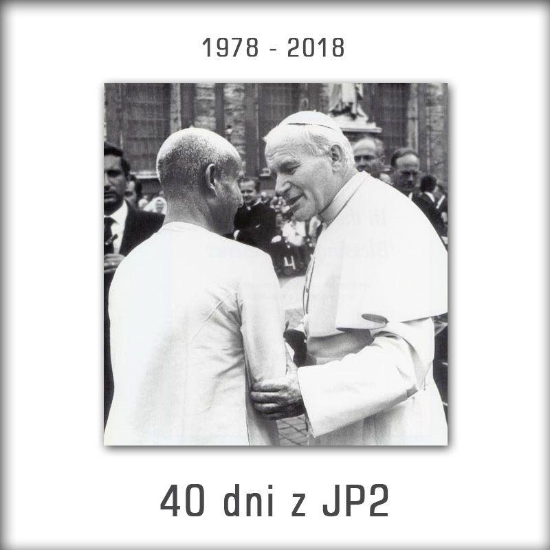 40 dni z Janem Pawłem II