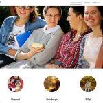 Strona www Nazaret Młodym